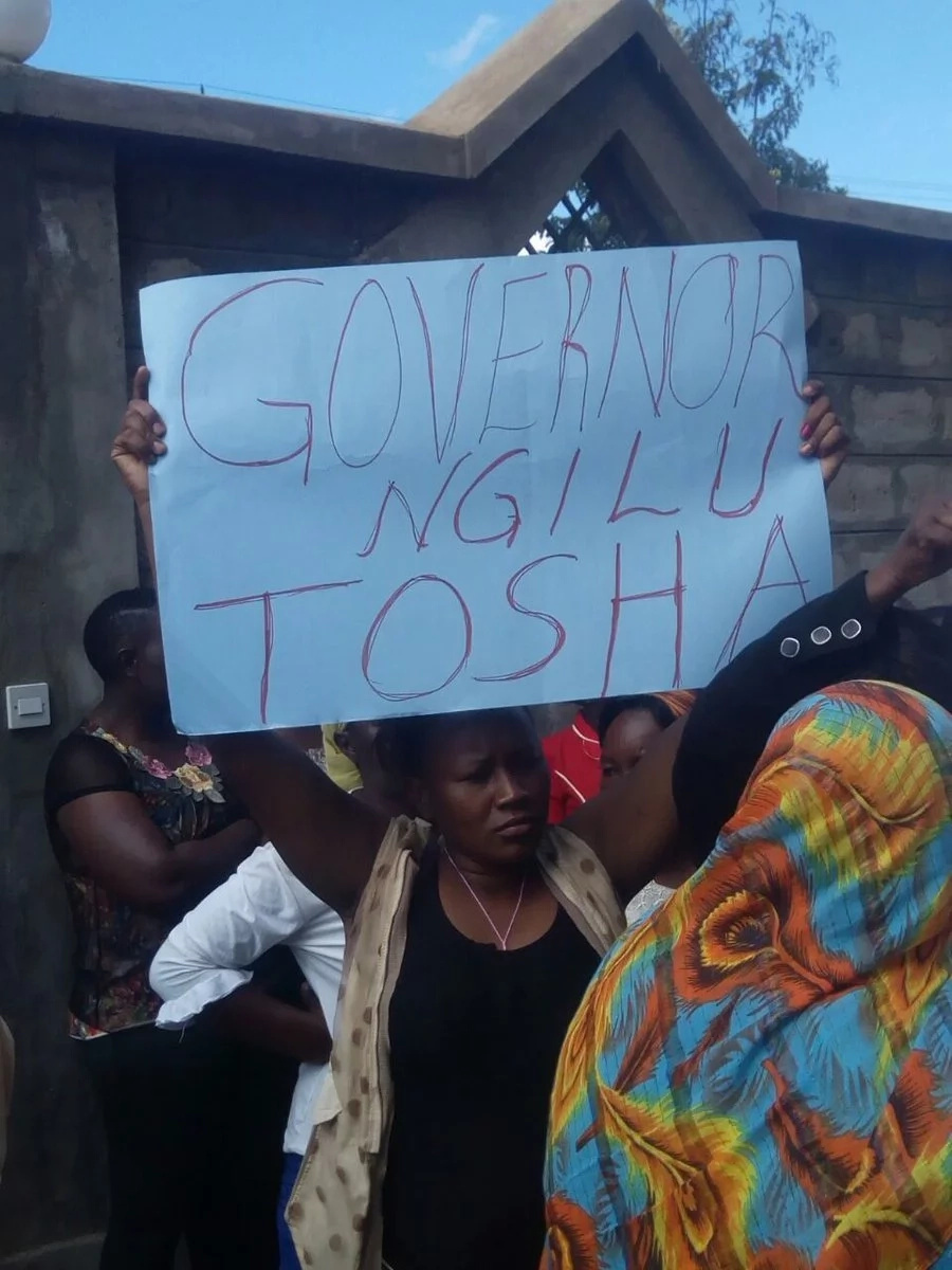 Several injured in Mwingi chaos after Ngilu's supporters clash with rival group