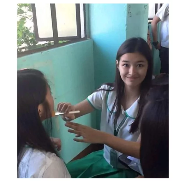 Look! Liza Soberano's high school photos proved how gorgeous she is even as a student