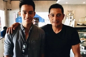 Anak laban sa ama! Diego Loyzaga lambasts his own dad Cesar Montano