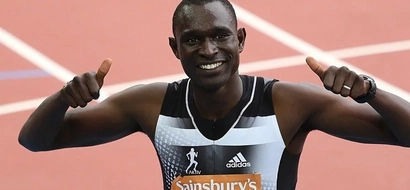 David Rudisha Going Back To World Record Territory