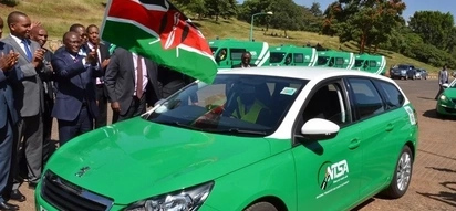 Kenyans welcome Uhuru Kenyatta's move to kick NTSA out of the roads