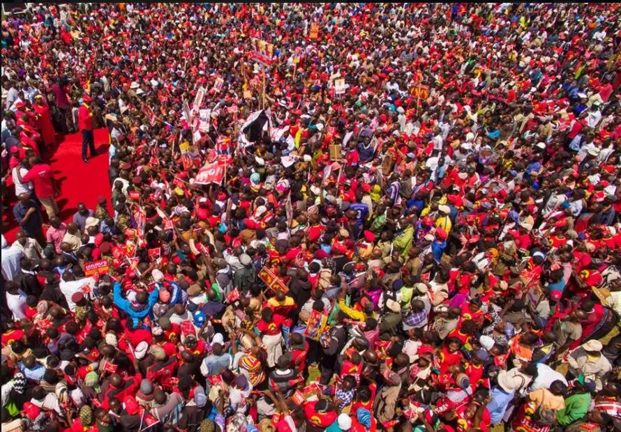 Jubilee imefanya maendeleo mengi kwa miaka minne ambayo upinzani imekuwa ikiota kwa miaka 100- Uhuru