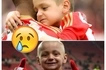 Six year old Sunderland fan who captured the hearts of millions across the world with cancer bravery dies