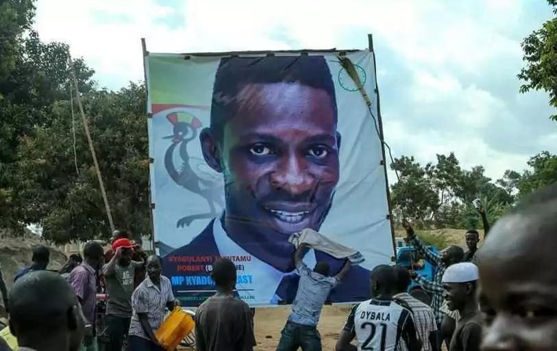 Mwanamuziki maarufu akamatwa baada ya kuandaa mkutano wa kisiasa Uganda