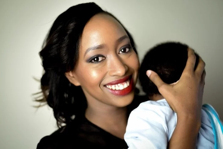 Janet Mbugua fires house help over selfies
