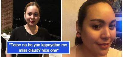 Bumalik na ang katawan! Fans can't get over Claudine Barretto's surprising figure