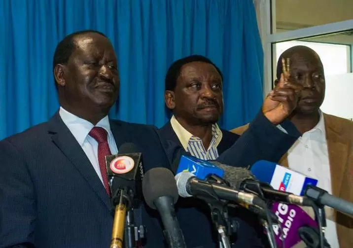 Police used bullets during anti-IEBC demonstrations - Raila
