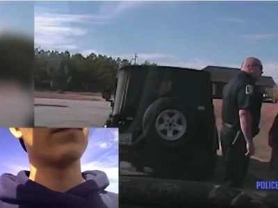 Cop Got Fired After Wanting To Fight A Teen For Yelling