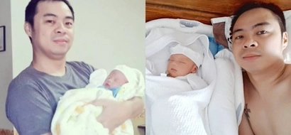 Chito Miranda takes his daddy duties seriously in sweet post about Baby Alfonso