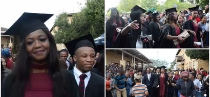 It takes a village! This video of African community celebrating its graduates will WARM your heart (photos, video)
