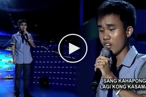 Blind Bacolod Balladeer seizes the reins again in 'Tawag' through performance that will give you goosebumps