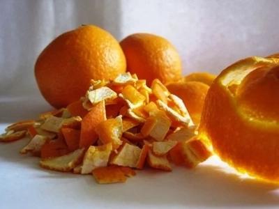 Manten tu casa limpia y con un agradable aroma usando cáscaras de naranja