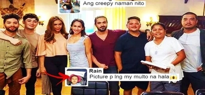 LOOK: This creepy photo of the 'La Luna Sangre' cast members went viral. Is there really a ghost in this image? Check it out!