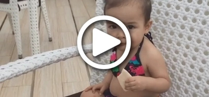 Watch how baby Zia stole the spotlight from Marian Rivera