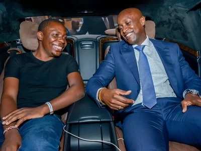 Ksh 221M SportPesa jackpot winner, Abisai, hits out at his father following claims of abandoning his family