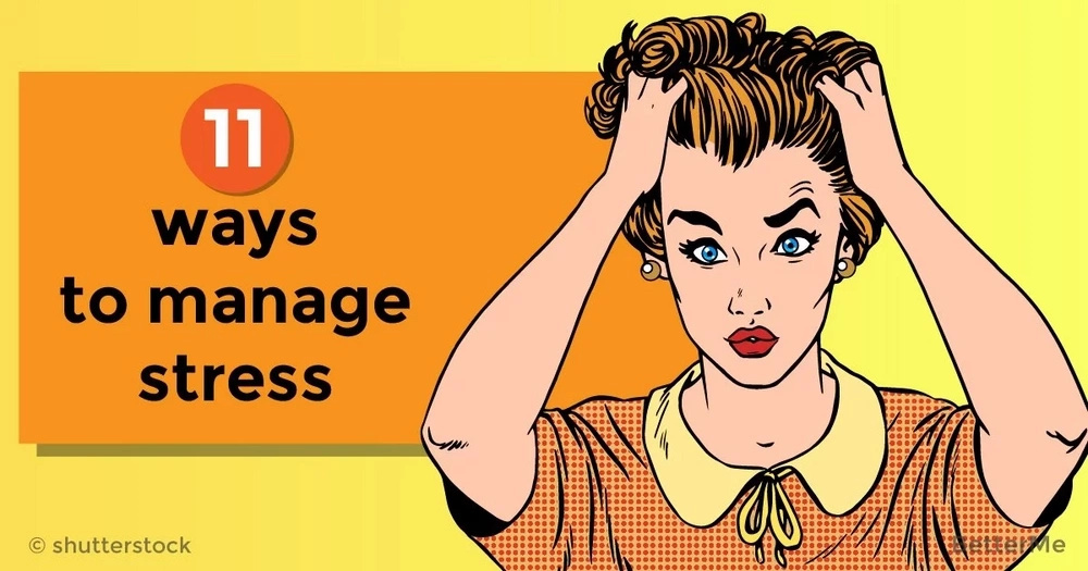 11 ways to manage stress