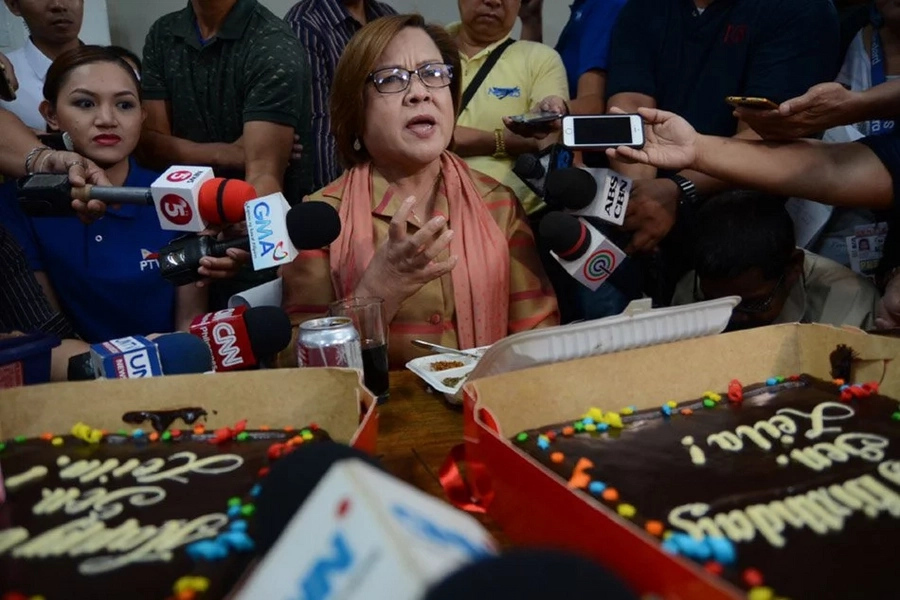 De Lima vows payback vs detractors for 'fabricating' evidence