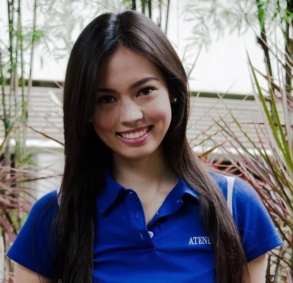 Miss World Laura Lehmann has one question for Pres. Duterte