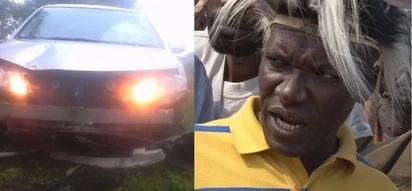 Wanawe Seneta Boni Khalwale wahusika katika ajali ya barabarani
