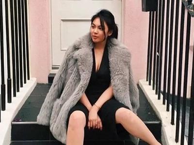 Nakakaloka! OOTDs ni Dominique Cojuangco, kayang-kaya nang pambayad ng tuition