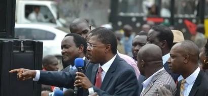 Moses Wetangula now announces launch of presidential bid