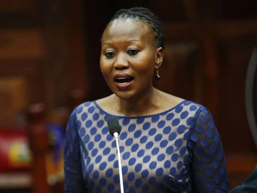 CID ejected Akombe from US-bound plane on suspicion she was fleeing
