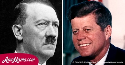 JFK's candid thoughts on Hitler and Russia from his diary are revealed