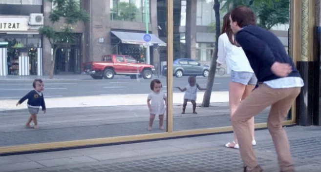This funny advertisement with dancing babies wil crack you up
