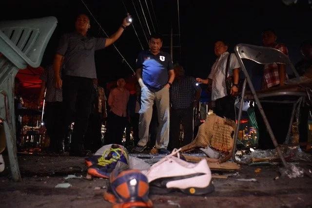 Exclusive: Davao bombing survivor tells it all