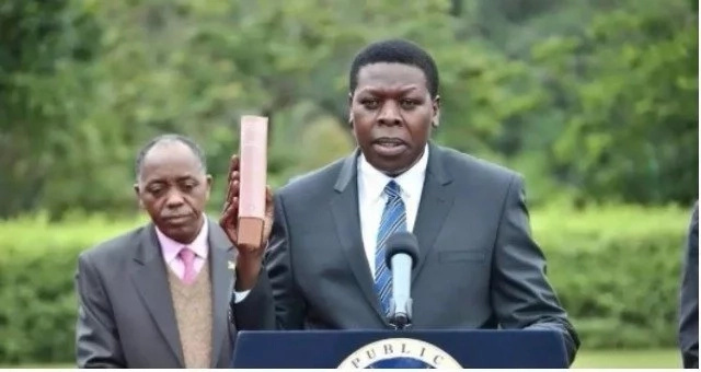 Join NASA where you will be at home and valued, Eugene Wamalwa told