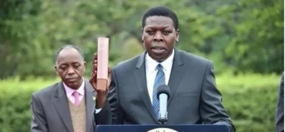 CS Wamalwa accepts Luyha elders' apologies after NASA supporters humiliated him in Vihiga county, details