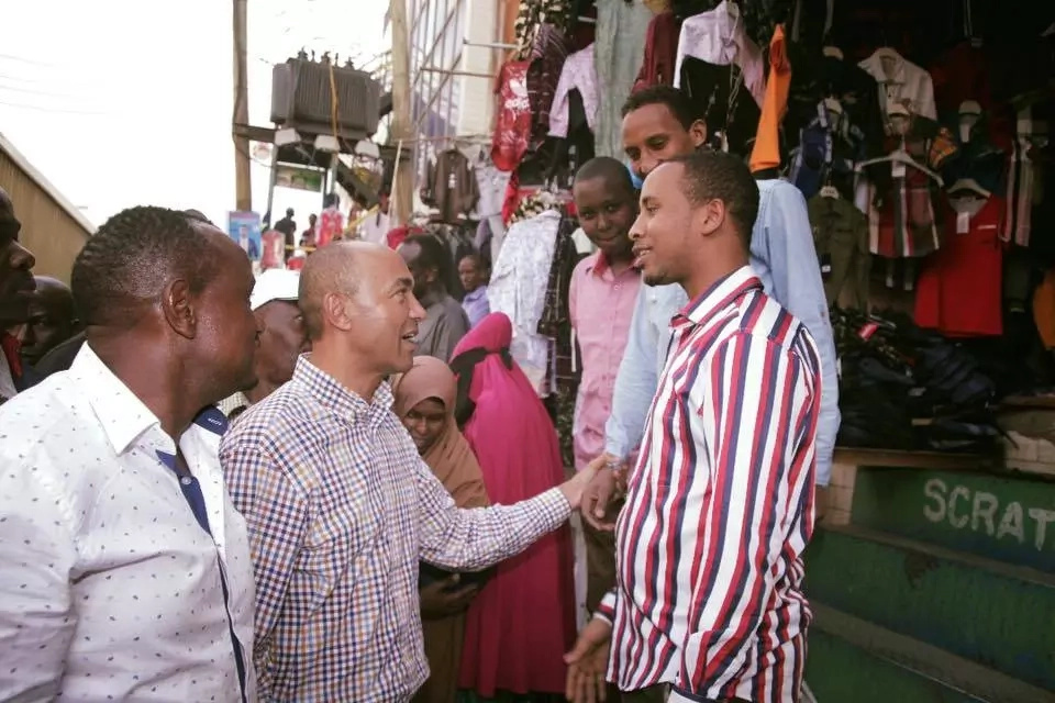 This 'Ruto project' cannot hide his brains behind his new suits, he will never change- Peter Kenneth calls out Sonko