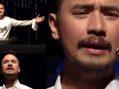 Bolder JM de Guzman back onstage with spectacular Broadway hit