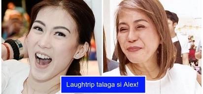 Alex Gonzaga ginawan ng kanta si mommy Pinty at tuwang tuwa naman ang huli