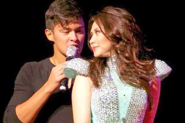 """Maganda talaga siya."" Matteo Guidicelli swoons every time he looks at Sarah."