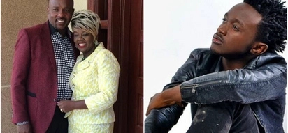 Bahati tries to save Bishop Kiuna after HOT story about the Man of God is published