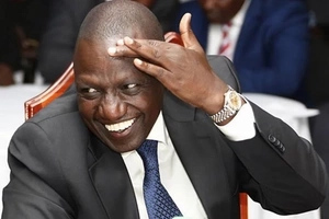 9 old and never-seen photos of William Ruto that will make you believe in God
