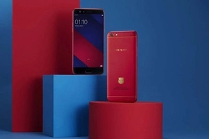 It's Finally Here – The OPPO F3 FC Barcelona Limited Edition