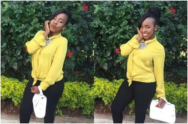 Bintiye Sonko amesahau kutemwa na mpenzi na baba wa watoto wake? (picha)