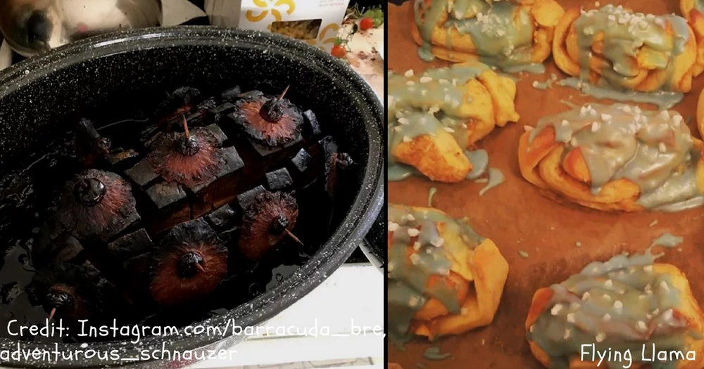 22 hilarious kitchen fails that will make even the worst cook feel better