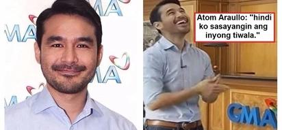 Kaya naman pala siya lumipat! Atom Araullo finally explained why he really transferred to GMA Network