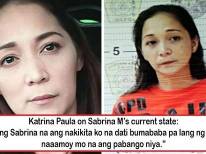 Hindi na siya nakabangon! Sabrina M to work as katulong or laundrywoman when she gets out of prison