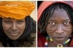 Cut to be beautiful: Girls as young as 12 slashed with razors to enhance their beauty in African tribe (photos)