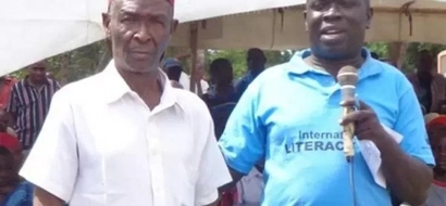 See 72-Year Old Kwale Teacher Sitting For KCPE