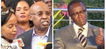Mutahi Ngunyi advices NASA billionaire financier to sue Daily Nation for his false death announcement