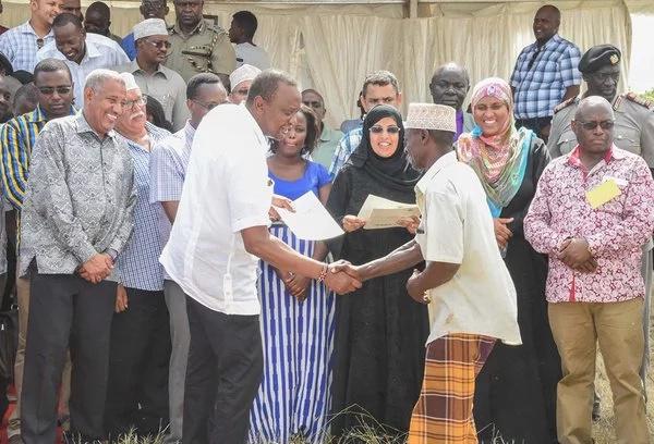 Uhuru isued 3 million fake title deeds to Kenyans, court rules