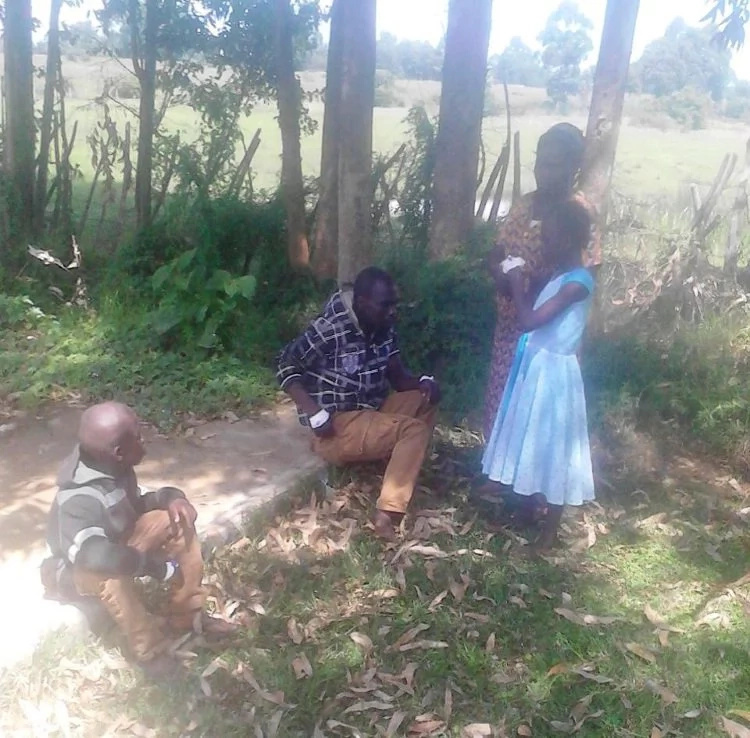 12-year-old girl saves family poisoned by father in Kakamega