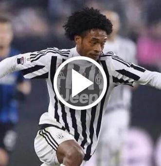 El golazo de Cuadrado que podría ser el mejor de la temporada para la UEFA