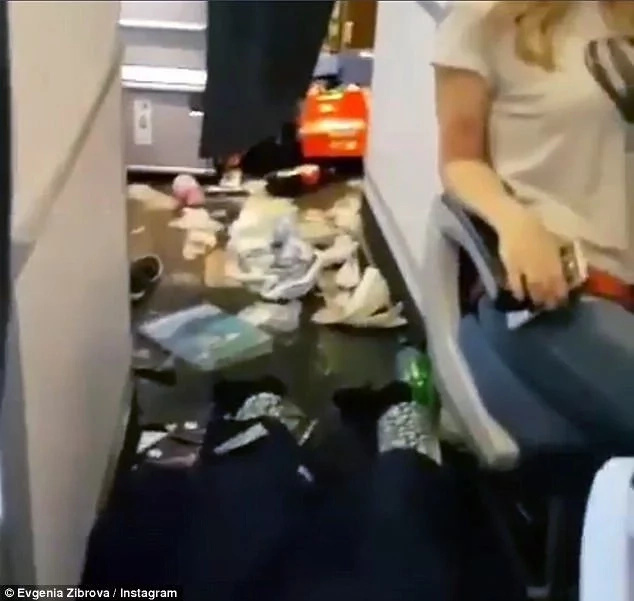 Flight from hell! 27 passengers badly injuried after major turbulence THROWS them all over plane (photos, video)