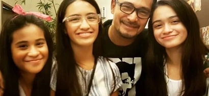 Must be fate: Cesar Montano finally reunites with his daughters